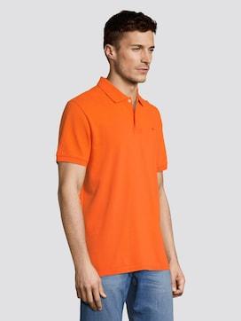 Basic polo shirt - 5 - TOM TAILOR