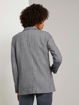Houndstooth Losse Fit Blazer - 2 - Tom Tailor E-Shop Kollektion