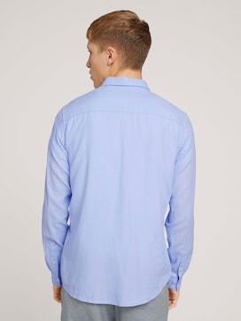 Fijn gestructureerd overhemd - 2 - TOM TAILOR Denim