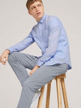 Finely textured shirt - 5 - TOM TAILOR Denim