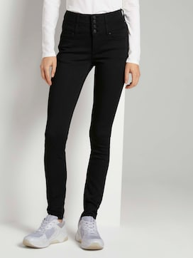 Extra skinny Janna high-waisted jeans - 1 - TOM TAILOR Denim