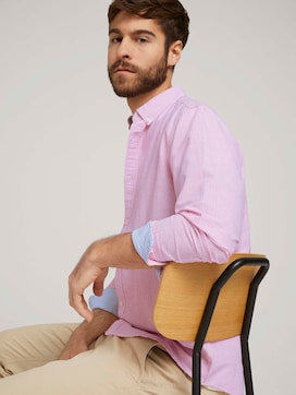 Striped shirt - 5 - TOM TAILOR