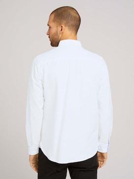 Oxford-Hemd mit Brusttasche - 2 - TOM TAILOR