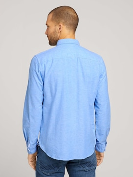 Oxford overhemd met borstzak - 2 - TOM TAILOR