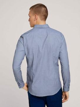 Slim Fit Hemd mit Struktur - 2 - TOM TAILOR