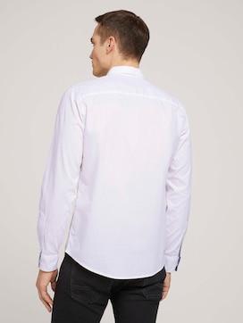 regular shirt made with organic cotton  - 2 - TOM TAILOR