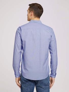 Hemd mit Bio-Baumwolle  - 2 - TOM TAILOR