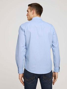 Overhemd met biologisch katoen  - 2 - TOM TAILOR