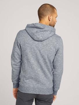 Sweat jacket with pocket details - 2 - TOM TAILOR