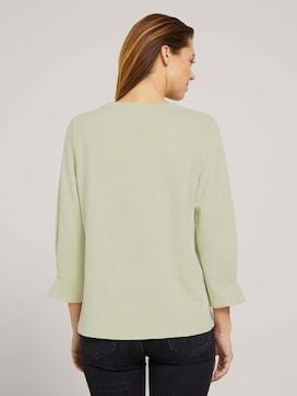 Sweatshirt made with organic cotton - 2 - TOM TAILOR Denim