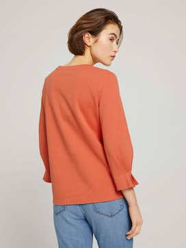 Sweatshirt mit Bio-Baumwolle - 2 - TOM TAILOR Denim