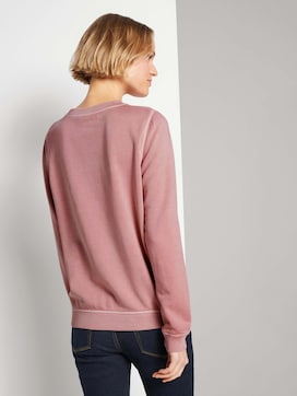 Sweatshirt mit Print - 2 - TOM TAILOR Denim