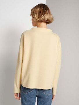Sweatshirt mit kurzem Stehkragen - 2 - TOM TAILOR Denim
