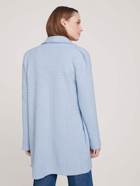 strukturierter Cardigan - 2 - TOM TAILOR Denim