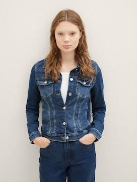 Denim jacket with chest pockets - 5 - TOM TAILOR Denim