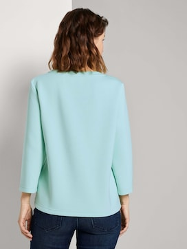 Basic sweatshirt - 2 - TOM TAILOR