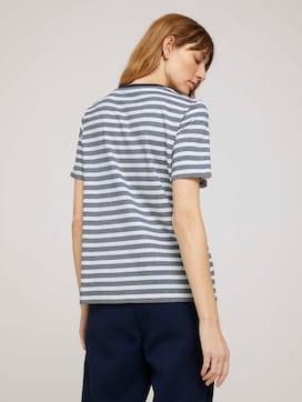 Gestreept T-shirt - 2 - TOM TAILOR