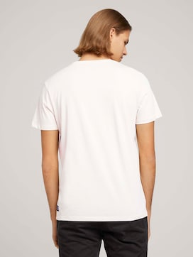 basic T-Shirt made with organic cotton   - 2 - TOM TAILOR Denim