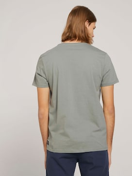 Basic T-shirt - 2 - TOM TAILOR Denim