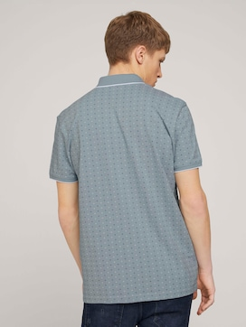 patterned polo shirt - 2 - TOM TAILOR Denim