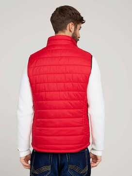 Lightweight quilted vest - 2 - TOM TAILOR