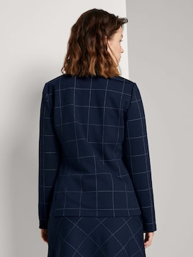 Checked blazer - 2 - TOM TAILOR