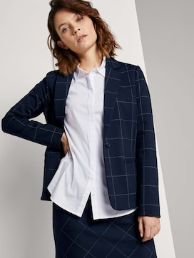 Checked blazer - 5 - TOM TAILOR