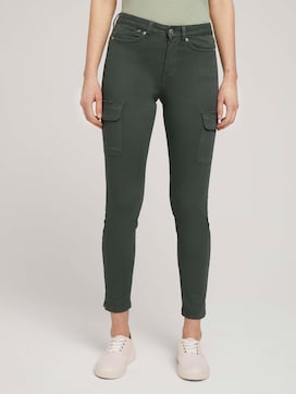Nela Extra Skinny Cargohose - 1 - TOM TAILOR Denim