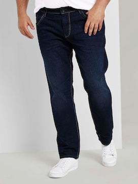 Slim Fit Jeans mit Taschendetails - 1 - Men Plus