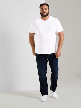 Slim Fit Jeans mit Taschendetails - 3 - Men Plus