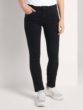 Alexa Slim Stretch Jeans mit Bio-Baumwolle   - 1 - TOM TAILOR