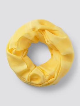 Buisvormige Sjaal met Streep Structuur - 7 - TOM TAILOR