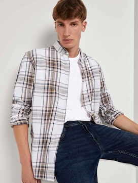 checked Shirt - 5 - TOM TAILOR Denim