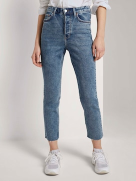 Lotte Highwaist Straight Jeans - 1 - TOM TAILOR Denim
