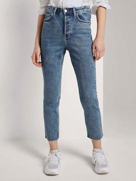 Lotte Highwaist Rechte Jeans - 1 - TOM TAILOR Denim