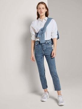 Lotte Highwaist Rechte Jeans - 3 - TOM TAILOR Denim