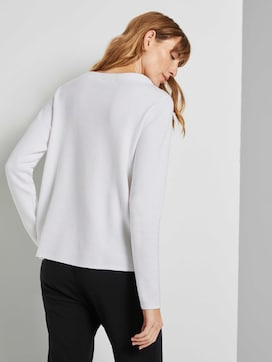 Basic Pullover mit Stehkragen - 2 - TOM TAILOR