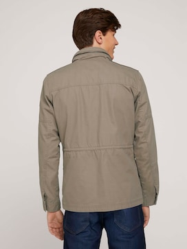 field jacket made with organic cotton   - 2 - TOM TAILOR