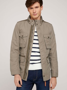 field jacket made with organic cotton   - 5 - TOM TAILOR