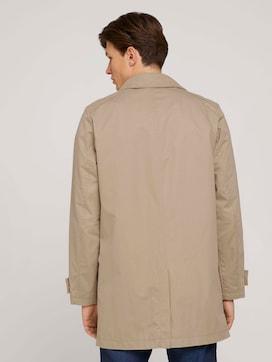 kurzer Mantel aus Twill - 2 - TOM TAILOR