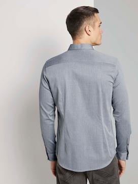 Hemd met fijn patroon - 2 - TOM TAILOR