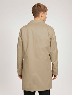 Coat with a concealed button tab - 2 - TOM TAILOR Denim