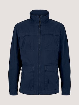 Easy Field Jacket made with organic cotton  - 7 - TOM TAILOR Denim