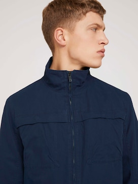 Easy Field Jacket made with organic cotton  - 9 - TOM TAILOR Denim
