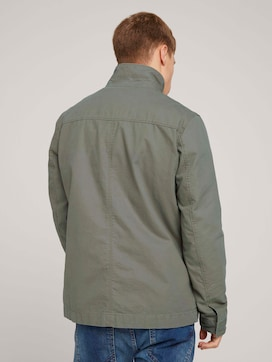 Easy Field Jacket made with organic cotton  - 2 - TOM TAILOR Denim