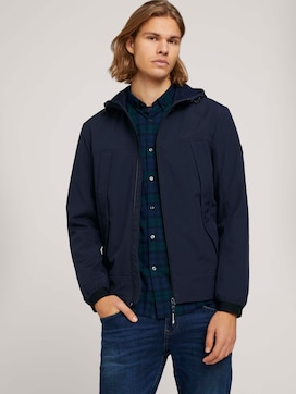 Softshell Jacke mit Kapuze - 5 - TOM TAILOR Denim