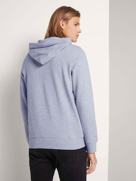 Hoodie with a print - 2 - TOM TAILOR Denim