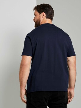 Basic T-Shirt - 2 - Men Plus