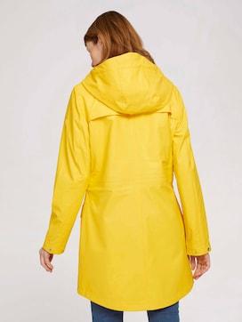 slightly coated rain jacket - 2 - TOM TAILOR