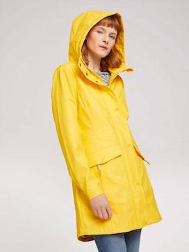 slightly coated rain jacket - 5 - TOM TAILOR